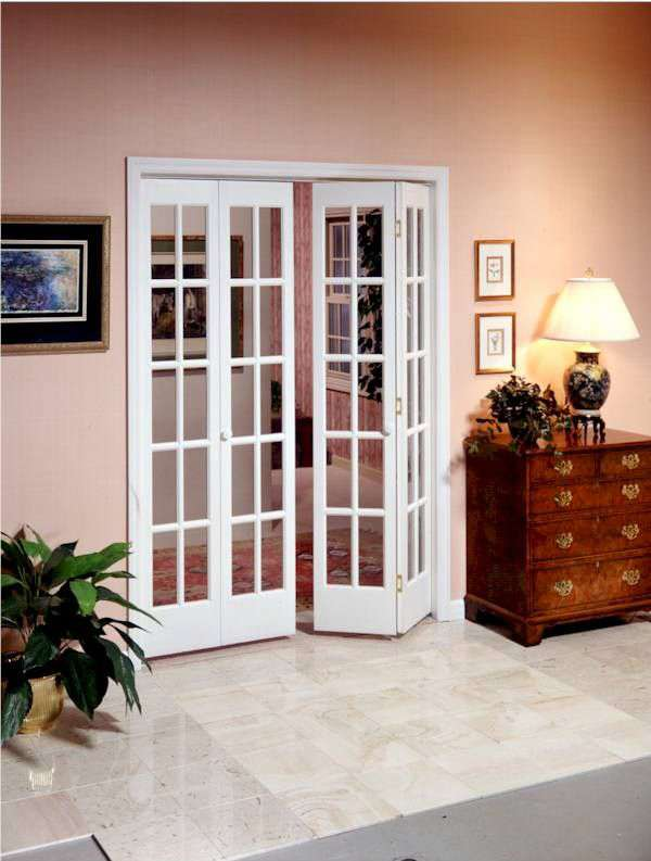 Bifold French Doors Interior 600 x 793