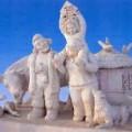 Breckenridge Ice Carving Festival