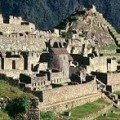 Machu Picchu Main Buildings