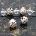 Turkish Silver Beads