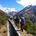 Machu Picchu Hike Training