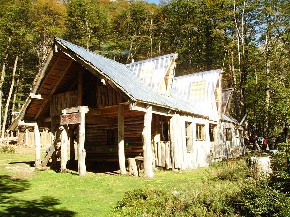 el bolson mountain hut