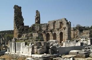 antalya-ruins