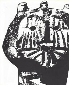 pottery-head