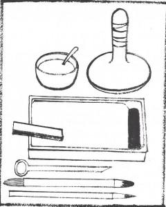 printer's-tools