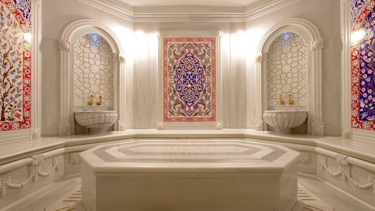 Modern Turkish Bath