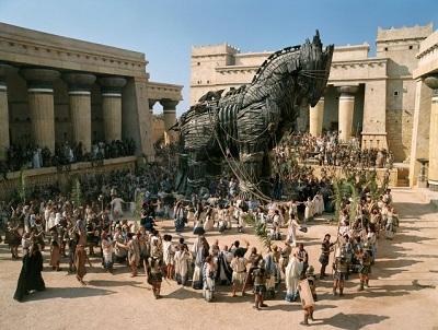 The Ancient City of Troy • Globerove com