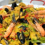 Traditional Seafood in Spain