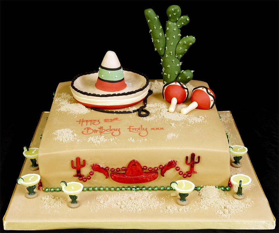 Mexican Cake Decorations Globerove Com