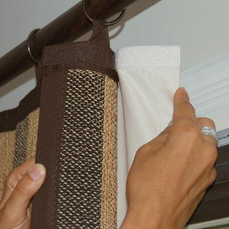 French Door Velcro Panels