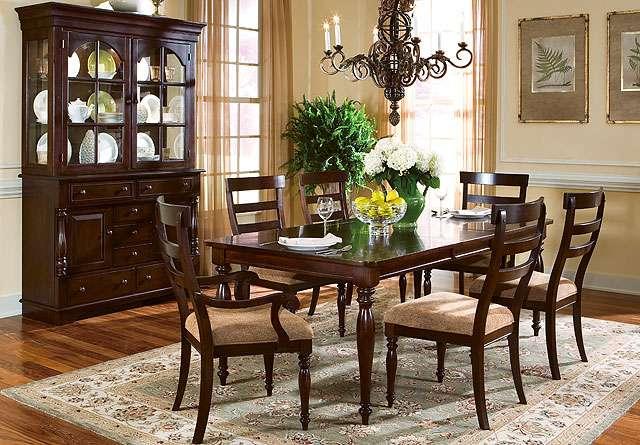 Dining Table Glass China Hutch O Globerove