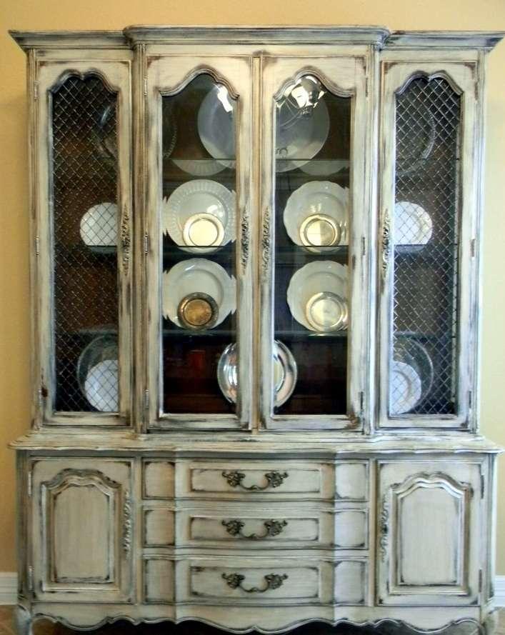 Painted China Cabinets Globerove
