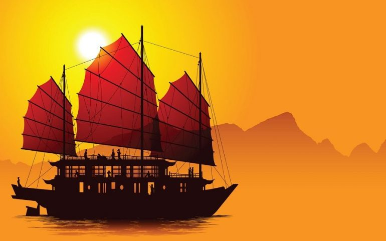 Towered Ships of the Han Dynasty