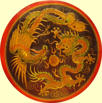 Chinese Dragon Symbols