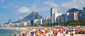 Beaches in Brazil