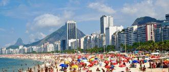Beaches in Brazil