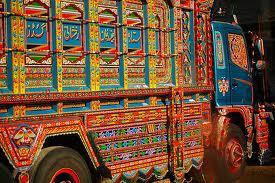 Truck Art Pakistan History