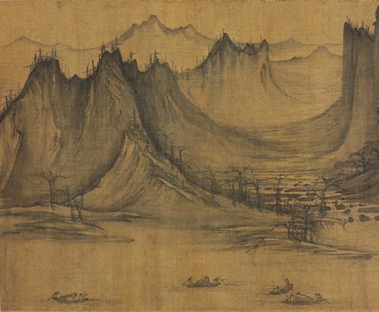 Ancient China Art