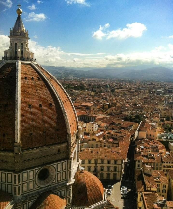 Duomo di Firenze from Campanile