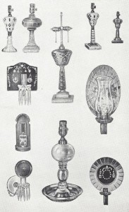 Antiques and Fakes: Lamps and Globes