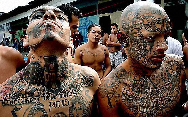 Mexican Gang Tattoos