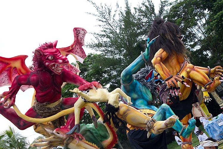 Ogoh Ogoh Monsters