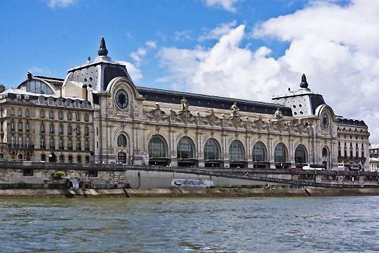 dOrsay Art Museum Paris
