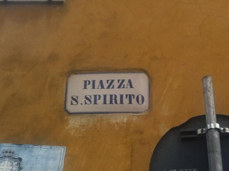 Piazza S. Spirito