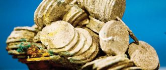 Spain Shipwreck Gold Coins
