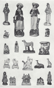 Staffordshire reproductions