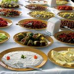 Turkish Wedding Food