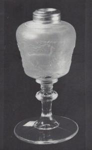 Westward-Ho lamp