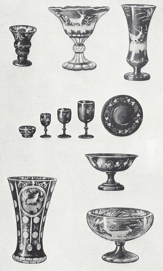 Finer engraved pieces