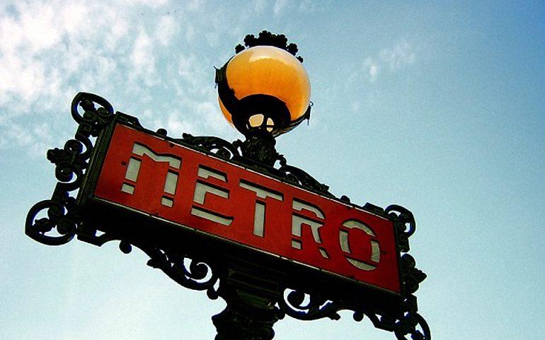 Metro in France