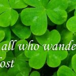 Irish Gaelic Sayings