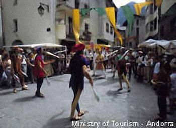 Andorra's Festivals